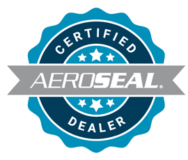 Certified Aeroseal Dealer