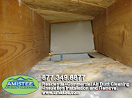 air duct cleaning in Bloomfield Hills MI