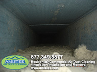 dirt and dust in duct Brighton MI
