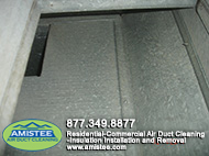 restore ducts after fire