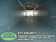 after duct cleaning service