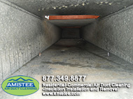 duct after amistee air duct service