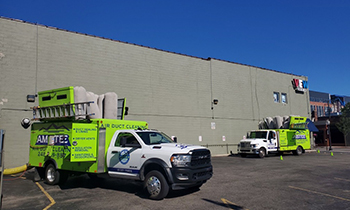 amistee commercial duct cleaning