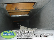 thick layer of drywall dust