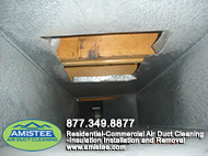ducts cleaned by amistee