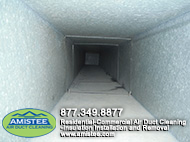 dust free duct