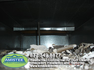 new home duct cleaning Farmington Hills MI before