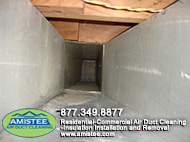 new home duct cleaning Franklin MI after