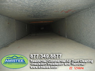 new home duct cleaning Northville MI after