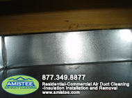 new home duct cleaning Melvindale MI after