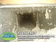 new home duct cleaning New Baltimore MI before