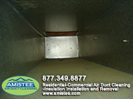 Pet hair air duct Cleaning Orchard Lake
