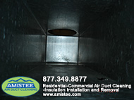 Pet Hair Air Duct Cleaning Lincoln Park