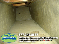 Pet Hair Air Duct Cleaning Plymouth MI