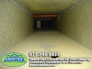 Pet Hair Air Duct Cleaning Canton MI